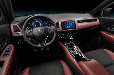 Honda Hr V 2019 будет доступна с турбированым двигателем днипро