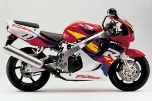 1996-1999 CBR900RR Fireblade (919 см3)