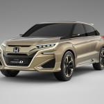 Honda concept D1