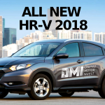 ALL NEW HR-V 2018