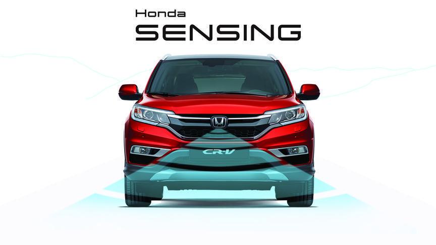 Honda CR-V 2.0 характеристики и цены в Киев