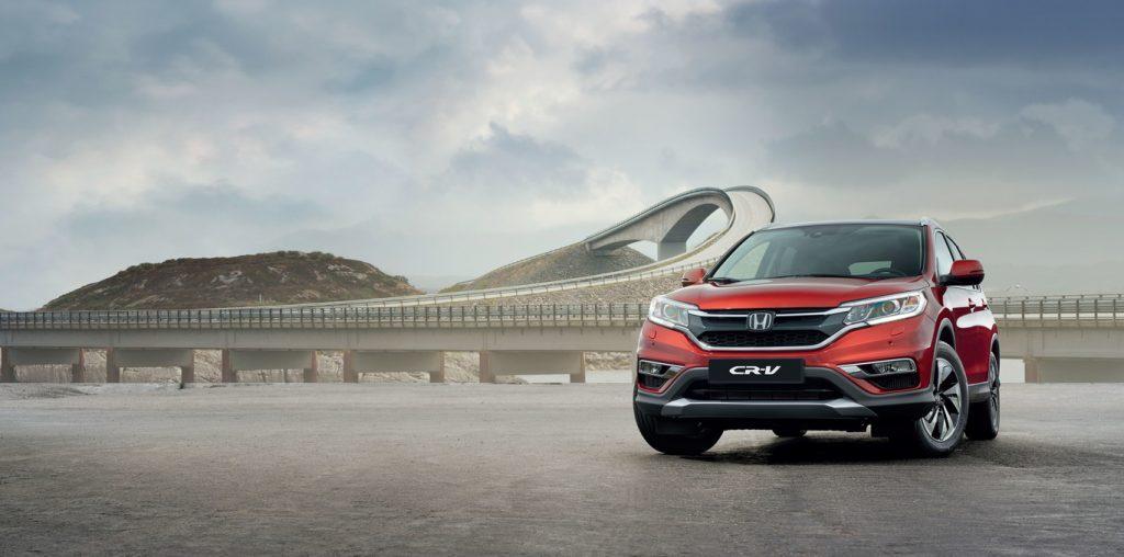 Honda CR-V 2.0 характеристики и цены в Киеве